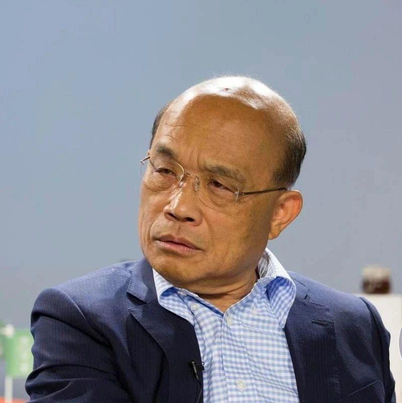 """台湾新闻脸:苏贞昌的保""""位""""战"""