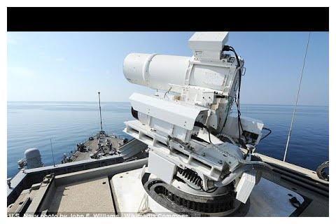 激光炮密集阵防御系统出现,有很多优势,是否激光武器时代已到来