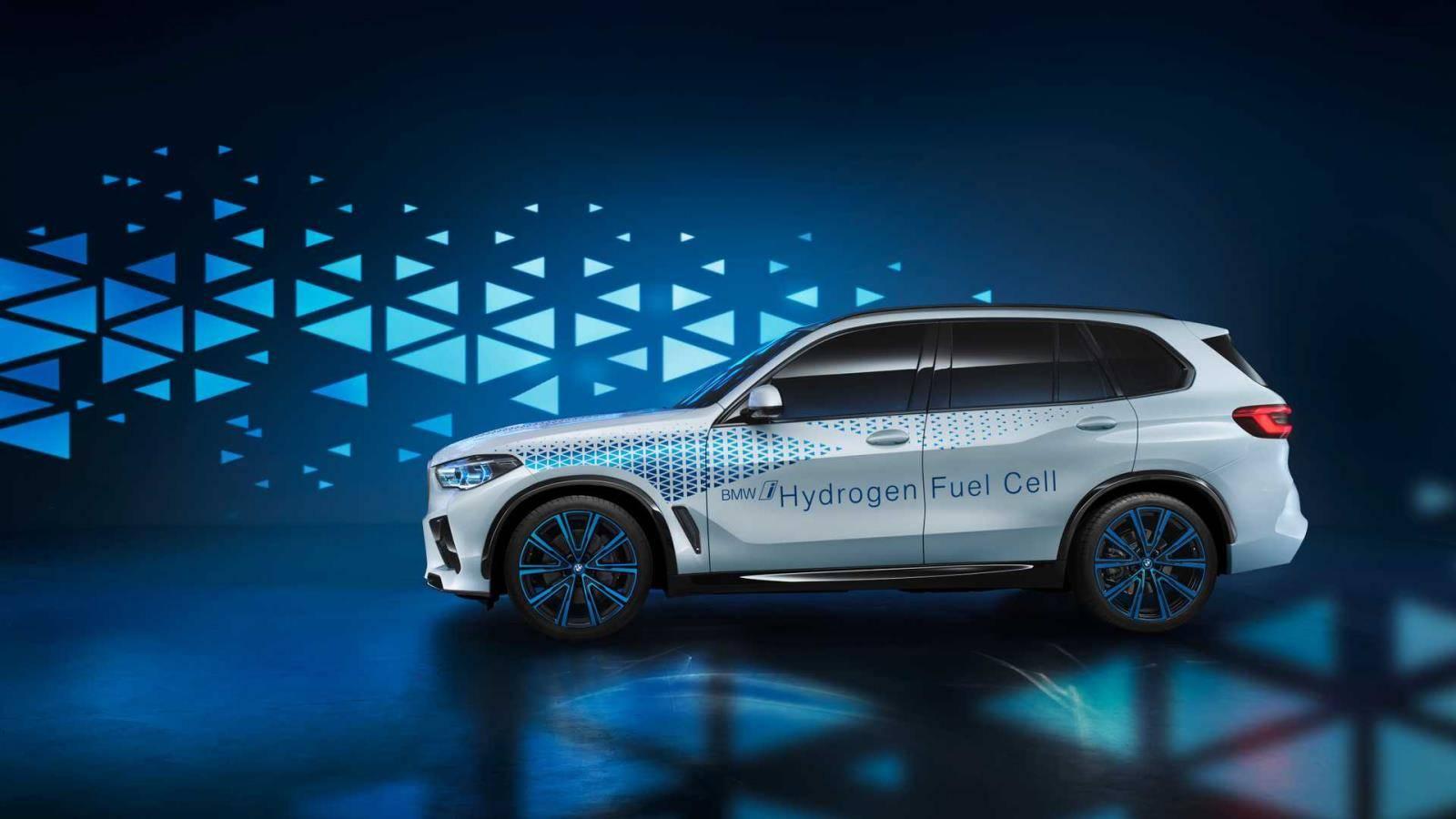374马力!宝马丰田合作开发,预计将推氢能源宝马X5