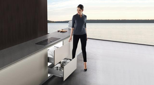 摆脱厨房油腻感悍高希勒厨房功能五金助你打造清爽健康新生活