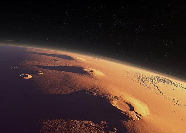 继玉兔二号后,美宇航局专家证实,火星发现神秘洞穴:有生命迹象