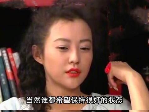 女明星对年龄有危机感吗?巩俐陶虹郝蕾陈数小S说出自己的心声