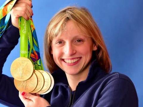 游泳女皇莱德基:奥运推迟令人失望,但这是最正确的选择