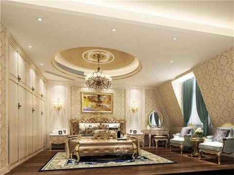 别墅卧室的设计小技巧,别墅卧室装修有哪些注意事项