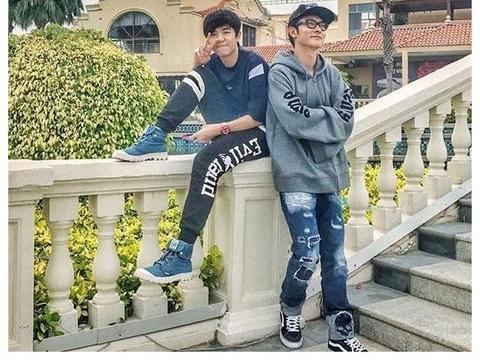 参观张丹峰如今住的豪宅,跟儿子关系更像是兄弟,洪欣也太幸福了