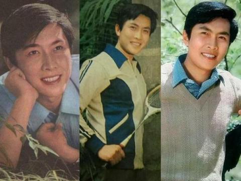 这些老艺术家年轻时可真帅,朱时茂是欧美范,李金斗能靠颜值出道