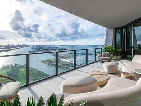 贝克汉姆1.7亿美国豪宅:930平米全海景,顶楼可停直升机