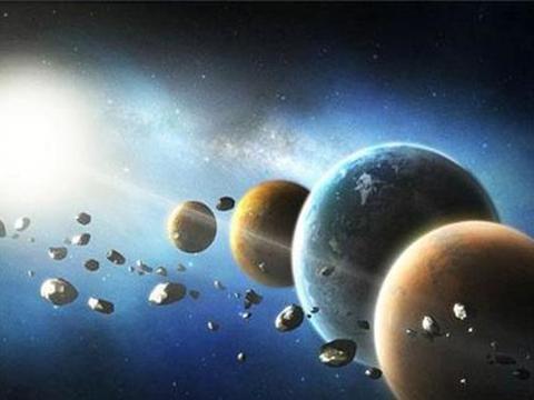 又一个太阳系?在地球2545光年外,科学家发现类地行星!