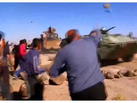 偷鸡不成蚀把米,土驻叙军队遭受火箭弹袭击,刚建成的掩体被摧毁
