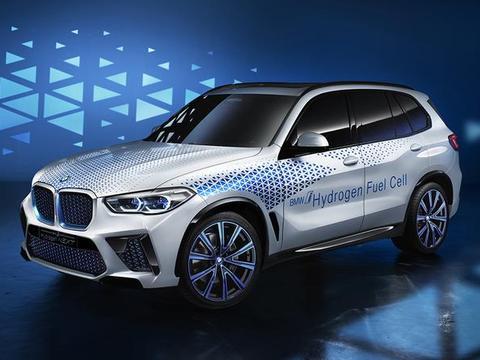 充满氢气只需3-4分钟,有370马力,宝马氢燃料汽车即将亮相