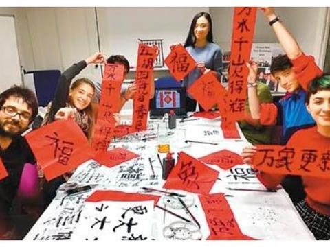 汉语有多难学?美国学生:我这汉语试卷,中国学生能做吗?