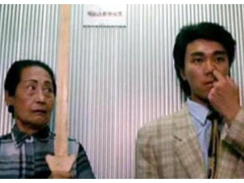 周星驰《赌圣》中的老奶奶,是中国第一位武打女星,洪金宝奶奶