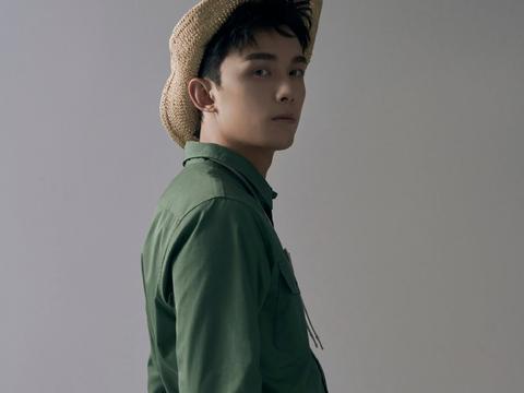 吴磊多变的造型散发着少年独特的魅力
