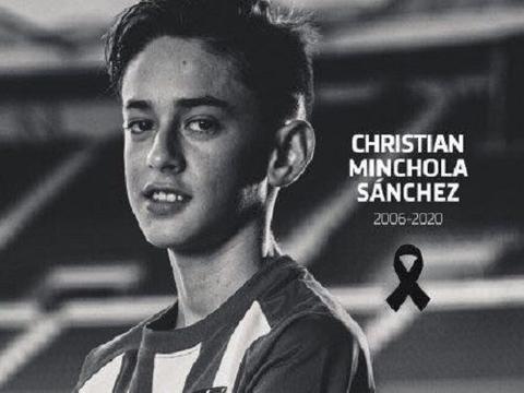 不到一天两位球员去世!一位球员年仅14岁