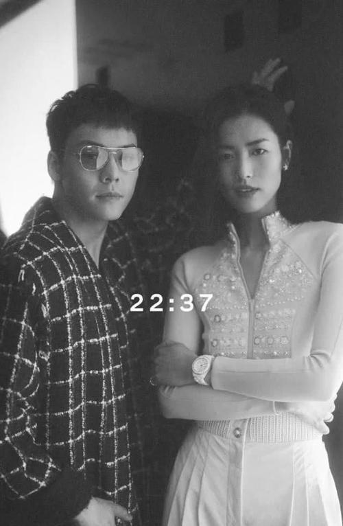 35岁陈伟霆爱上超模刘雯?两人不仅被曝同居,昔日暧昧也被扒