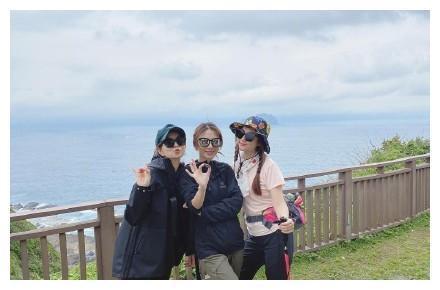 田馥甄37岁生日,任家萱陈嘉桦发文为她送祝福,三位感情太好了