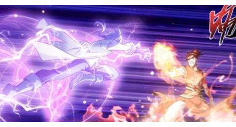大主宰:牧尘隐藏超强实力,黑神雷一出,有人赞叹牧尘的隐藏功力