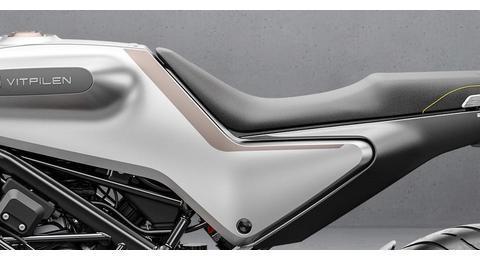 胡斯瓦纳250cc运动街车,印度发布,气质不输大排摩托