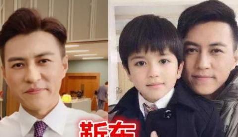 杜江儿子,陈小春儿子,杨烁儿子,看到靳东儿子:基因强大
