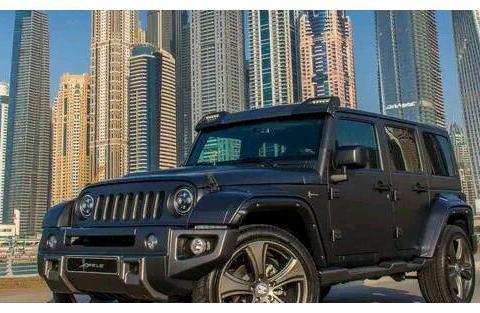新增3.6T V6引擎,2020款Jeep牧马人上市,硬派感十足!