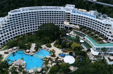 最爽防疫!新加坡送返国者5星酒店隔离 独享无敌海景和客房服务