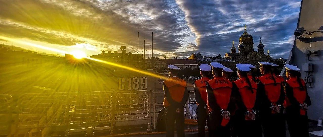绝美大片!海军女兵行遍半个地球,用镜头记录护航209天