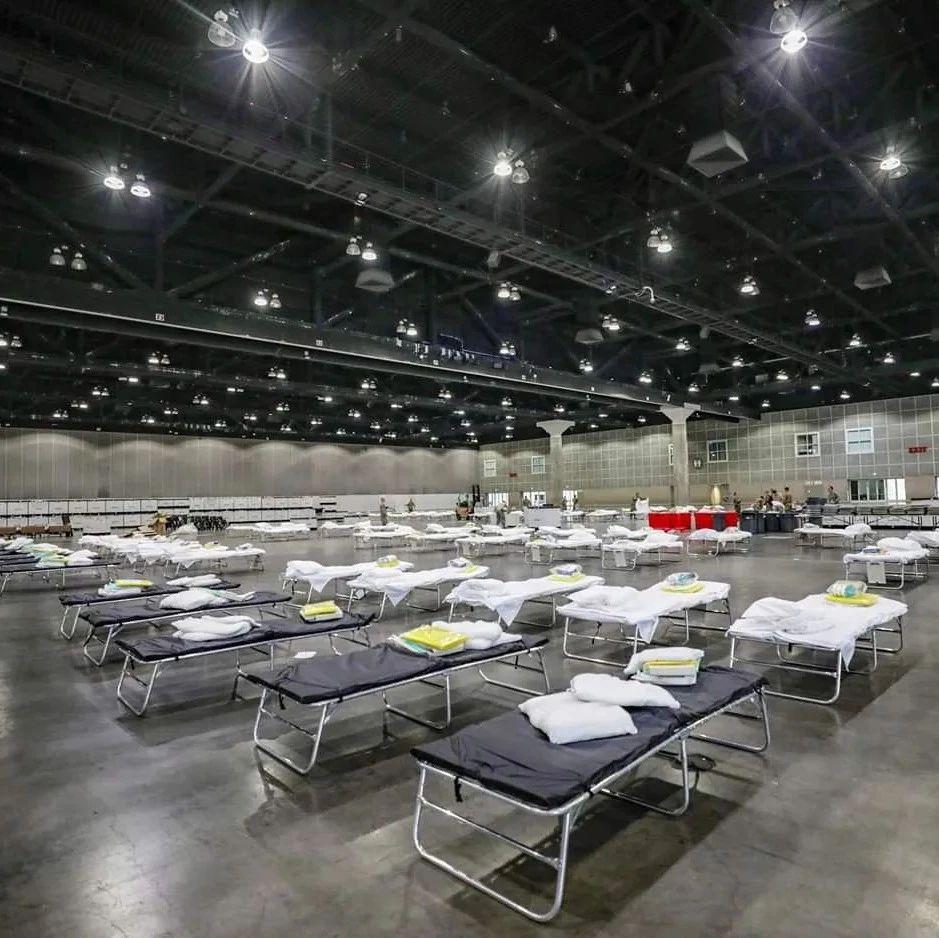 美国确诊超16万,监狱出现感染病例!东京奥运会新赛程确定