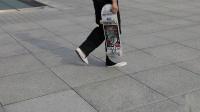 沸点滑板课堂第35节:下板小动作