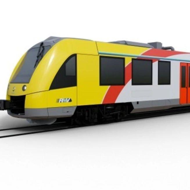 阿尔斯通将为德国黑森州铁路提供30列Coradia Lint区域城际列车