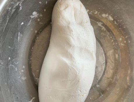 做红糖芝士年糕,开水和面还是冷水和面?用对方法,粘糯好吃