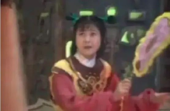 原来许晴也曾出演过83版西游记,当时在剧中怎么就没认出来呐!
