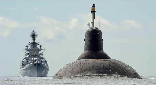 病毒无孔不入!俄海军遭重创 两艘核潜艇丧失战力 300多人被隔离