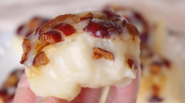 无油低糖,香甜软糯,爆好吃的红糖糯米糕,减肥的吃起来没负担
