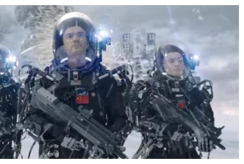从《流浪地球》看机械外骨骼 解放军外骨骼即将投入使用