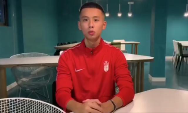 黎腾龙:每天在家训练和学习西语 迫不及待想奔向球场