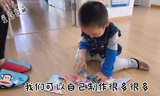 亲子互动攻略 |用自制的拼图,留下和宝宝的美好回忆吧~