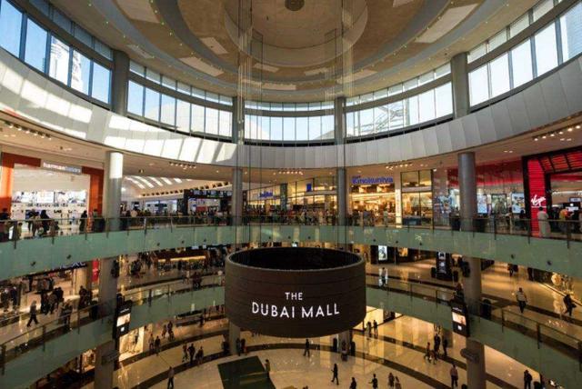 世界上最大的购物中心,全部逛完需要三天三夜,没人会空着手出去