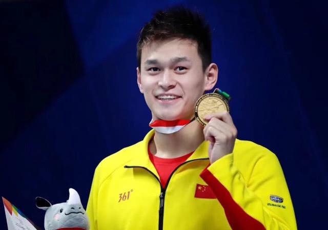 孙杨迎上诉3大利好,泳迷:一定能翻盘,奥运会再胜霍顿夺金牌