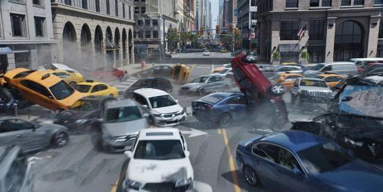 《速度与激情8》:超燃动作!没有最狂,只有更狂