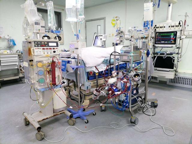 郭台铭大舅前往英国,看望留学的两幼子,不料失联多日后抬进ICU