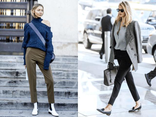 小粗腿和这3条裤子很合拍,瘦腿又显腿直,穿出时髦高级范儿!