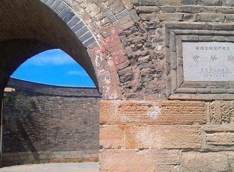 全国唯一保存尚好的军镇所城,辽西走廊战略要塞