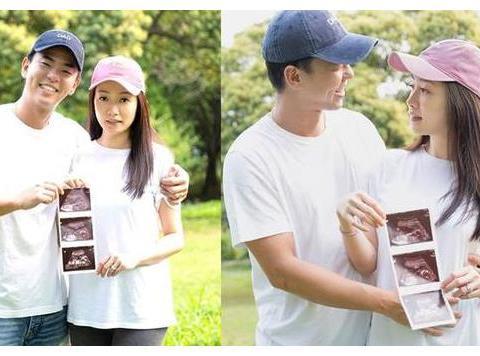 柯受良儿子官宣当爸,晒B超照甜蜜有爱,他也是陈妍希的前男友!
