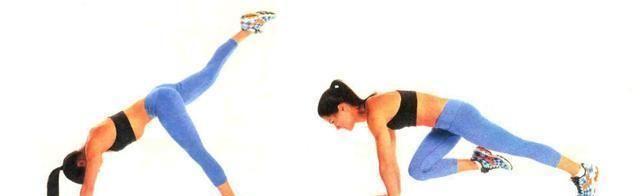 平板支撑plank练烦了?这里有一些进阶动作让您练的更痛快