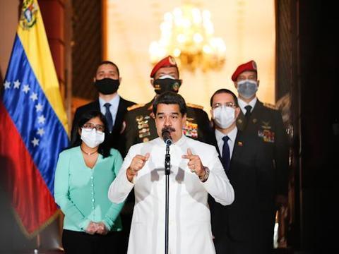 中国专家组携第三批援助物资抵达委内瑞拉,马杜罗再次感谢中国