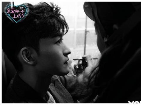 张翰加盟优酷新综《亲爱的上线了》,黑白大片露侧颜