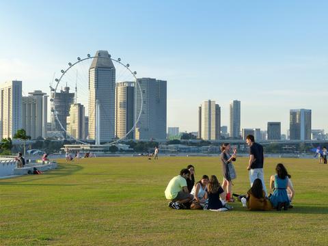 老移民看新加坡:华人最多的一个移民国家