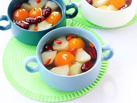 春天必备清肺汤,简单几步就搞定,酸酸甜甜,排毒提高免疫力