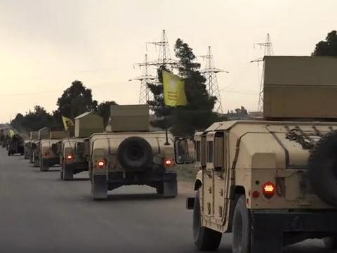库尔德武装主动投靠,叙利亚政府军收编15万大军,美:这就是背叛