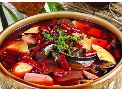 几道麻辣鲜香的美食,开胃爽口,香而不腻,春节待客真不错